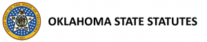 Link to full text of Oklahoma statutes